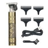 Tondeuse à cheveux Tondeuse à cheveux rechargeable USB sans fil