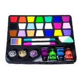 Adults Kids Face & Body Paint Kit