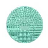 メイクブラシクリーニングマットシリコーン化粧ブラシ洗浄パッドブラシスクラバーバックサクションカップ付き
