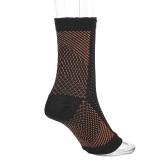1 Paar Anti Müdigkeit Fuß Ärmel Compression Relief Fuß Sleeve Fuß Knöchel Compression Socken Krampfadern Ärmel