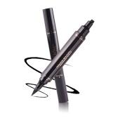 MISS ROSE Водонепроницаемый двухсторонний жидкий карандаш для подводки для глаз