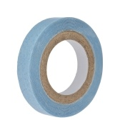 1 Rolle 0.8cm 3yards wasserdichtes Haar-Klebeband doppelseitiges klebendes Kleber für Haar-Verlängerungs-Toupet-Spitze-Perücken