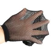 Black Hair Net Weaving Net Black Elastic Strethable Wig Cap Mesh Fishnet Wig Cap