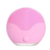 Limpiador facial eléctrico recargable de limpieza profunda masajeador ultrasónico de belleza