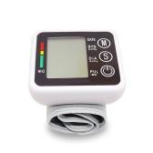 Давление Автоматический рычаг Монитор артериального давления Мониторы здравоохранения Цифровой тонометр Верхние переносные измерители манжеты для запястья Сфигмоманометр для измерения пульсовой скорости Диастолический и систолический метр