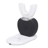 自動電動歯ブラシコールドライトホワイトニングフルオート電動歯ブラシ360°ブラッシングワイヤレスU型歯ブラシで充電