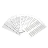 240 pares de pálpebras de listras de fita de pálpebras à prova d