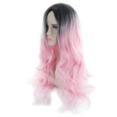 Parrucca per capelli ricci lunghi