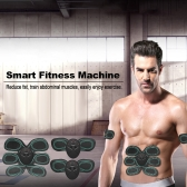 Portable Smart Abdominal Muscle Fitness Machine