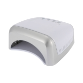 60W LED UV Nail Lamp Professional Nail Gail Dryer Machine LED Nail Lamp Fingernails Toenails Curing Equipment Nail Art Tool US Plug