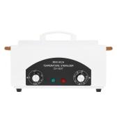 Esterilizador de alta temperatura Dry Heat Disinfection Cabinet Uñas Esterilizador UV Caixa de desinfecção UV para ferramentas de unhas de cabelo Ferramentas de metal dental Desinfecção de esterilização