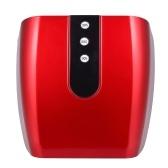 24 W UV LED Lámpara de Uñas Luz Roja Profesional Secador de Uñas de Gel Máquina Secador de Uñas de Uñas Herramienta de Curado Equipo de Uñas de Arte