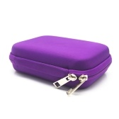 10 Bottles Essential Oils Carrying Case Zipper Closure Protecting