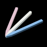 3Pcs Stein Nail File-Puffer-Blöcke-Grind Sand Nagelfeilen Pediküre Maniküre Pflege Make-up Tool