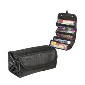 Multi-functional Cosmetic Bag Large Capacity Makeup Toiletries Collection Organizer