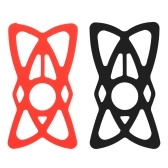 2pcs Silicone Security Bands Replacement Straps