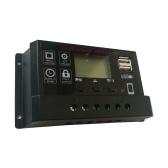Universal Solar Panel Controller Battery Charge Regulator
