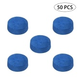 50 PCS Pool Cue Tips Billiard Cue Head