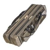 Bolsa de caña de pescar de 3 capas de 80 cm / 90 cm