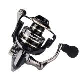 Mini mulinello da spinning All Metal 3BB 5.2: 1 Mulinello ultraleggero All Metal Mano destra Sinistra Mulinello da pesca d