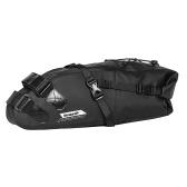 Велосипедное сиденье Сумка Велосипедный велосипедный клин Водонепроницаемый велосипедный багажник Седельная сумка для горного шоссейного велосипеда