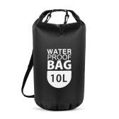 Сухой водонепроницаемый плавающий мешок из ПВХ, сухой мешок 10 л / 20 л Сумка для хранения водных видов спорта Легкий сухой мешок