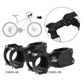 Алюминиевого сплава MTB велосипедов дороги велосипед руле штока 60/80 мм