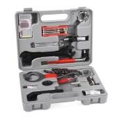 Multi-função Lixada Professional Universal Home exterior Finalidade da bicicleta Repair Tool Kit Set