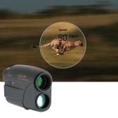 600m Outdoor Compact 7X25 Rangefinder