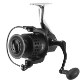 11+1BB Ball Bearings Spinning Fishing Reel Left/Right Interchangeable Collapsible Handle Fishing Reel Metal Spool Fishing Reel