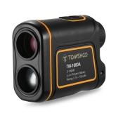 TOMSHOO 1000M 7x24mm Telémetro láser