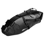 10L / 13L Große Kapazität Wasserdichte Fahrradsitztasche Mountainbike Rennrad Sitztasche Fahrradsatteltasche