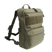 D3 Flatpack Tactic Backpack Hydration Carry Multipurpose Gear Pouch Outdoor Travel Water Bag Pack