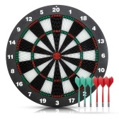 Security Plastic Dart Game Dartboard