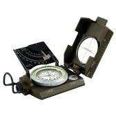 Optischer Objektivkompass mit Tasche