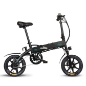 FIIDO D1 14 Inch Folding Power Assist Electric Bicycle