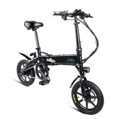 FIIDO D1 14-дюймовый складной велосипед с электроприводом