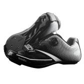 Sapata de ciclismo de estrada Ultraleve Nylon TPU Road Bike Athletic Riding Shoes