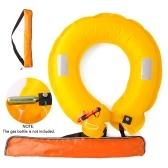 Correia de cintura inflável manual da bóia de vida da correia de vida