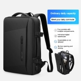 Waterproof USB Business Backpack