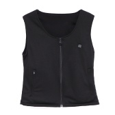 Knitted Pure Cotton Thermoelectric Vest