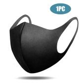 1 Stk. Mundabdeckung Stop Dust Face Mundabdeckung Atmungsaktive und waschbare Stop Fog Face Cover