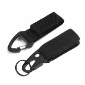 Multi-purpose Tactical Gear Clip Key Ring Holder Military Belt Keeper Utility Hanger Hook