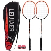 1 Pair of Integrated Badminton Racket