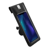 Touch screen Bike Phone Bag Waterproof Phone Holder Ultralight Cycling Tube Front Frame Bag Bicycle Bag Cellphone Pouch Fitness Equipment Bicycle Storage Bag  Bike Accessories