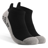 Anti-skid Soccer Socks Sports Ankle Socks Athletic Low-cut Socks Outdoor Fitness Breathable Quick Dry Socks Wear-resistant Athletic Socks Non-slip   Socks For Football Basketball Hockey Sports