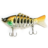 10cm/16g Fishing Lures Artificial Multi Jointed Sections Artificial Hard Bait