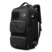 ozuko New Style Outdoor Backpack Man USB Anti-Theft Large Capacity Multi-Function Waterproof Travel Backpack