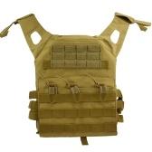 Outdoor Vest Modular Lightweight Adjustable Training Photographing Hiking Vest