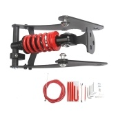Scooter Accessories Rear Shock Absorber Of Scooter Electric Scooters Scooter Accessories Compatible With Electric Scooters M365